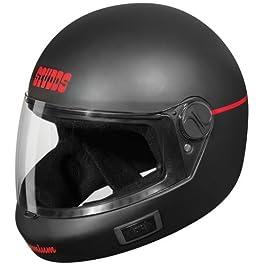 Studds Premium Vent Helmet Matt BK (L)