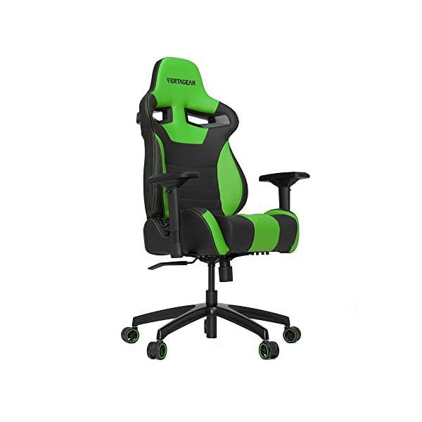 Vertagear SL4000 Seduta imbottita Schienale imbottito sedia da ufficio e computer