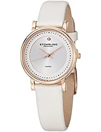 Women's 734L.04 Classic Ascot Castorra 16K Rose Gold Diamond-Accented Watch