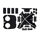 Carbon Fiber Decal Skin Sticker for Phantom 3