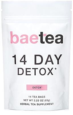 Baetea Herbal Tea Supplement