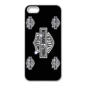 Harley Davidson For iPhone 5, 5S Cell Phone Cases Easy Firm NDDG8067617