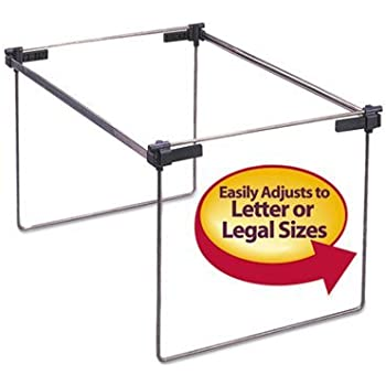 Amazon Com Smead Hanging File Folder Frame Adjustable