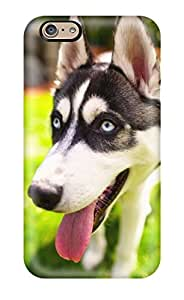 9585756K72315591 Case For Iphone 6 With Nice Beautiful Husky Dog Appearance