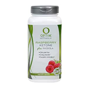 Optim Metabolic Raspberry Ketone Plus Rhodiola (90 caps)