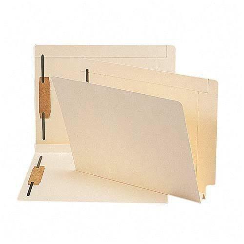 Smead 34276 Hvywt Folders 2 Fasteners W-fold Expansion Straight End Tab Ltr MLA 50 Box