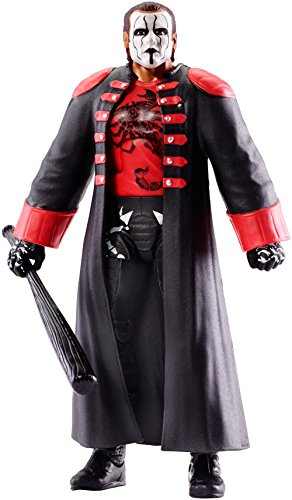 WWE Elite Figure, Sting by Mattel