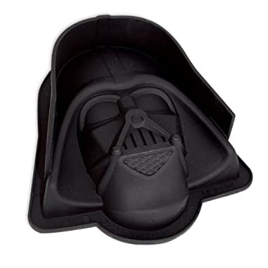 Star Wars cake dish Darth Vader