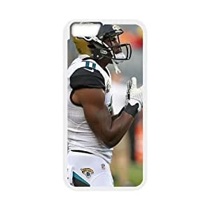 Jacksonville Jaguars iPhone 6 4.7 Inch Cell Phone Case White persent zhm004_8552051