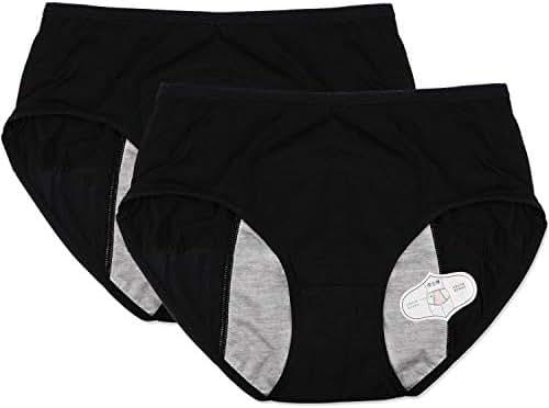 Menstrual Period Leak Proof Underwear Panties for Girls/Women Heavy Flow, Postpartum Bleeding After Birth