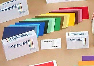 Color-Aid 220 6 X 9 In. Color Aid Paper44; 220 Sheets