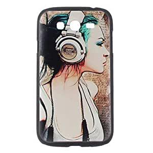 YXF Beauty Pattern Hard Case for Samsung Galaxy Grand DUOS I9082