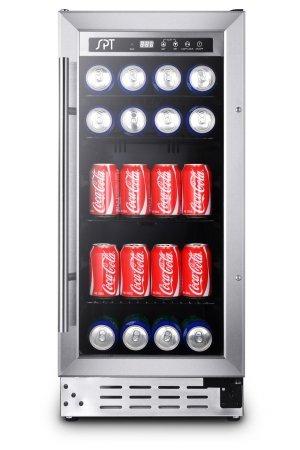SPT BC-92US 92 Can Beverage Cooler Commercial Grade
