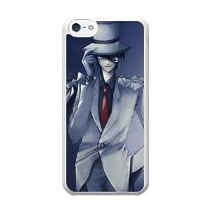 Detective Conan Y9R6WL1X Caso funda iPod Touch 6 Caja blanco