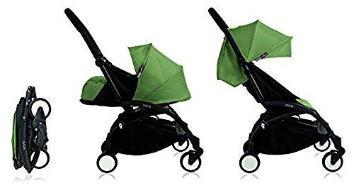 Babyzen YoYo+ Stroller Bundle (Yoyo+ Stroller, Canopy & Newborn Pack) (Peppermint) by Baby Zen