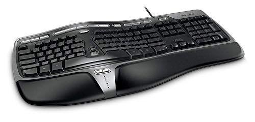 Microsoft Natural Ergonomic Keyboard 4000 Wired B2M-00012 (for ()