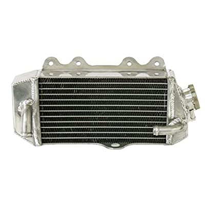 Outlaw Racing OR3366 Radiator Oversized-Dirt Motorcycle Yamaha YZ85 2002-2010: Automotive