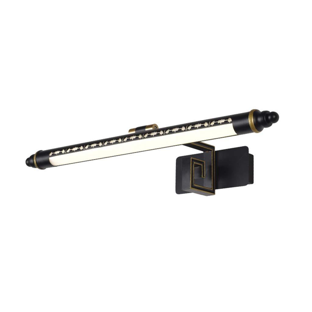 badezimmerlampe LED-Spiegel Scheinwerfer, Badezimmer-Spiegel-Lampe (Größe   53cm 9w)
