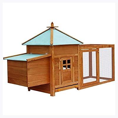 K&A Company Outdoor Chicken Coop