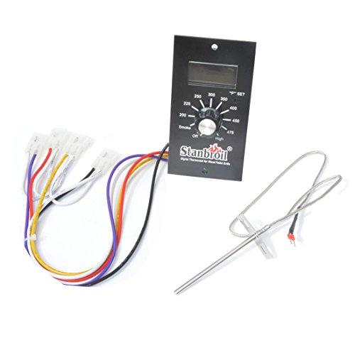 smoker temperature control - 2