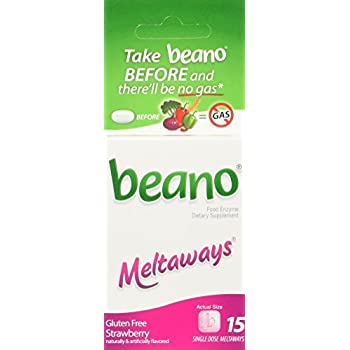 Amazon.com: 150 ct bean-zyme 300 galu Antigas/Tapa VS Beano ...