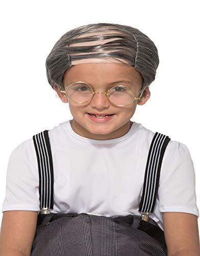 Child's Uncle Bert Wig- Costume Accessory -