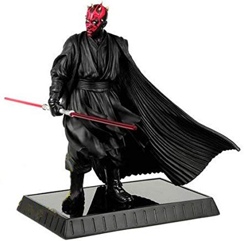 (Star Wars Gentle Giant 11 Inch Deluxe Resin Statue Darth Maul)