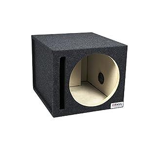 "BBox E12SV Single 12"" Vented Carpeted Subwoofer Enclosure"