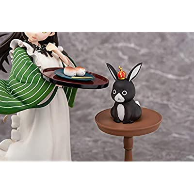 Emon Toys is The Order A Rabbit??: Chiya 1: 7 Scale PVC Figure: Toys & Games