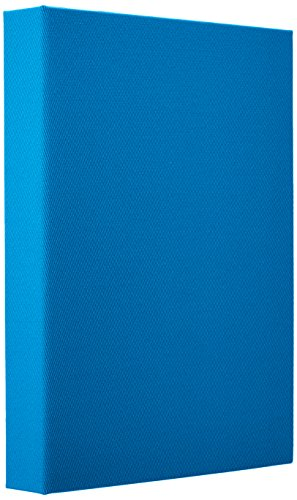 Terracotta 240 pocket Fabric Frame photo album TER-L3P Blue