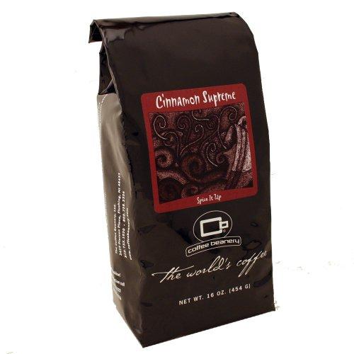 Coffee Beanery Cinnamon Supreme 16 oz. (Automatic Drip)