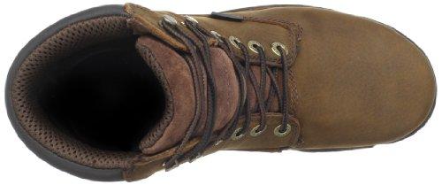 Lobezno w05484Dublín 6marrón de Hombre Wp piel botas de trabajo