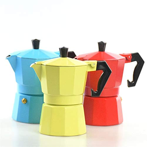 Yzibei Taza de Filtro de Cafe Cafetera Espresso Italiana ...