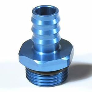 Amazon.com: Meziere WP12058B Water Pump Fitting -12 AN O