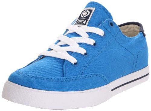 C1RCA Lopez 50 Classic Kids Skate Shoe (Toddler/Little Kid/Big Kid),Directoire Blue/Midnight Navy,3 M US Little Kid