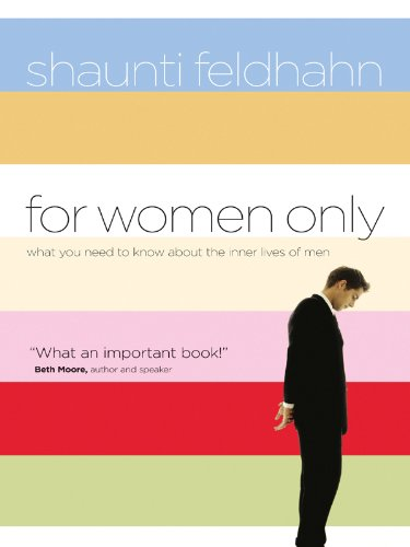 For Women Only: What You Need to Know About the Inner Lives of Men (Christian Softcover Originals)