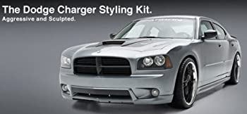 3dCarbon 691559 06-10 Dodge Charger 4-Piece Ground Effects Body Kit