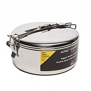 MSR Alpine Stowaway Pot, 1.1-Liter (B000FBSZGU) | Amazon Products