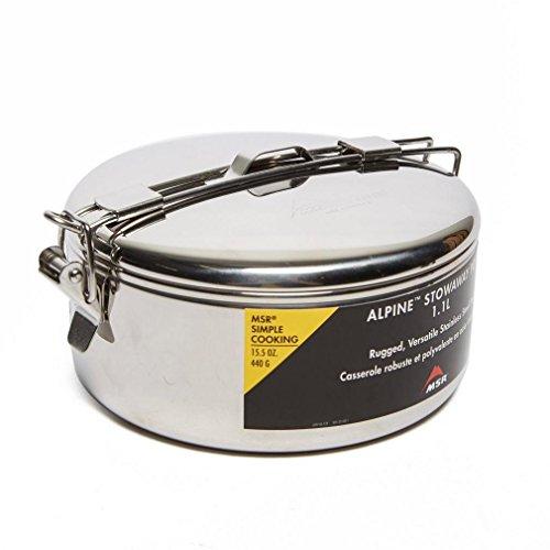 MSR Alpine Stowaway Pot, 1.1-Liter