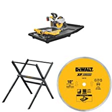 Wet Tile Saw 10 Inch