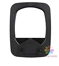 ThreadNanny Hat Hoop for Janome Embroidery Machines Memory Craft 10001, 10000, 9500, 300E
