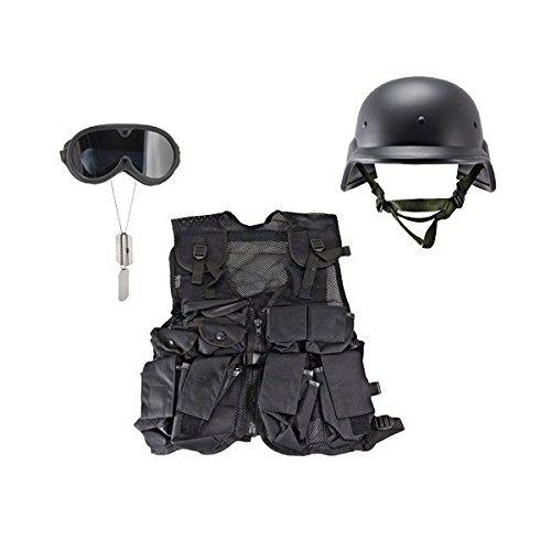 Full Tactical SWAT Set -