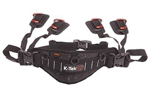 K-Tek KSWB1 Stingray Waistbelt for Small Audio Mixer/Recorder Bags