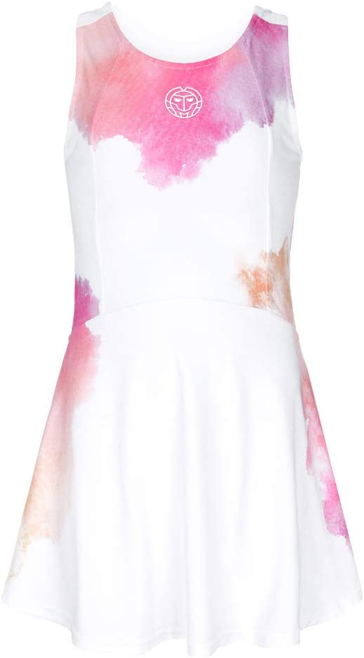 Bidi Badu MAISIE TECH PINK WHITE DRESS