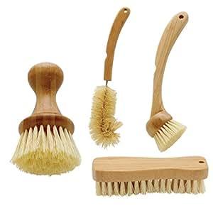 Lola bamboo Brush set -0578
