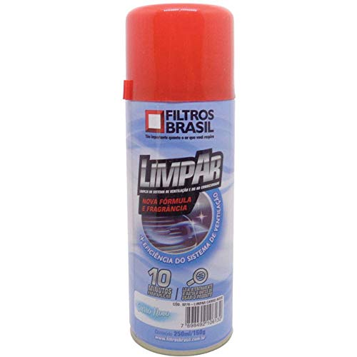 Limpa Condicionado Carro 250ml Granada