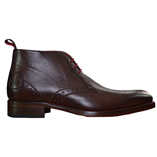 Jeffery West Men's Rudy Dexter Tan Rustik Boot