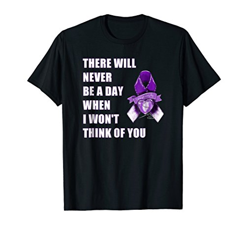Overdose Awareness Purple Ribbon Graphic (Awareness Ribbon Graphic)