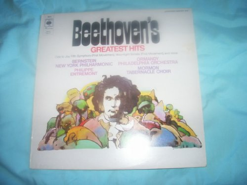 Price comparison product image 30019 V / A Beethovens Greatest Hits LP (ode to Joy)