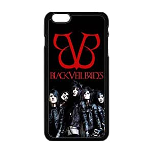 Black Vell Fahionable And Popular Back Case Cover For iphone 6 plus